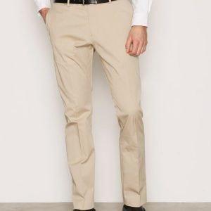 Selected Homme Shdone-Taxaldo Sand Trouser Chinot Vaaleanharmaa