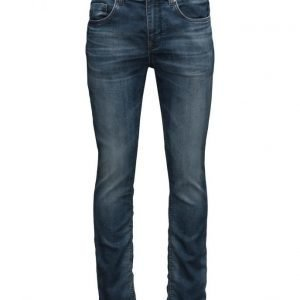 Selected Homme Shntwomario 9604 M.Blue Knit Jean Noos regular farkut