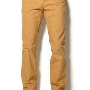 Selected Homme Three Paris Chino Pants Honey Mustard
