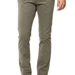 Selected Homme Three Paris Chinos Pants Dusty Olive