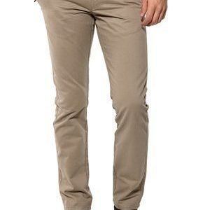 Selected Homme Three Paris Chinos Pants Greige