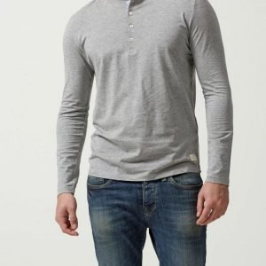 Selected Niklas Ls Split Neck Trikoopusero