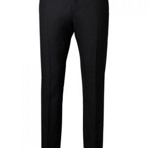 Selected Shdone Taxcash Black Trouser Puvun Suorat Housut