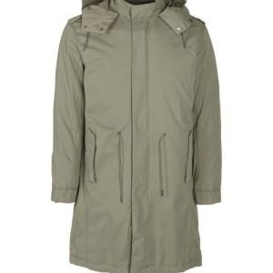 Selected Shnfishtail Parka