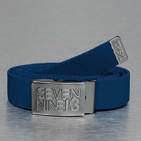 Seven Nine 13 Vyö Sininen
