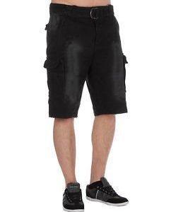 Shell Valley Shorts Black