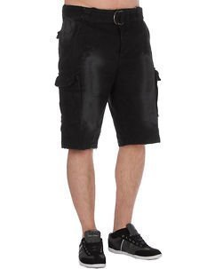 Shell Valley Shorts Black