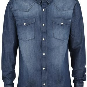 Shine Original Denim Shirt Farkkupaita