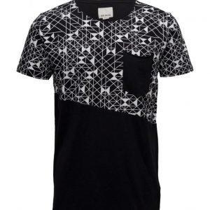 Shine Original Printteewithpockets/S lyhythihainen t-paita