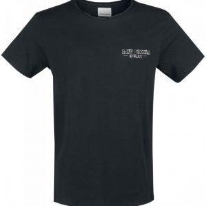 Shine Original Text Print Tee T-paita