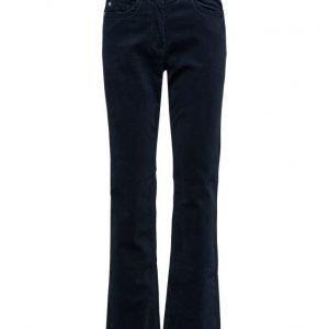 Signature Bukser leveälahkeiset housut