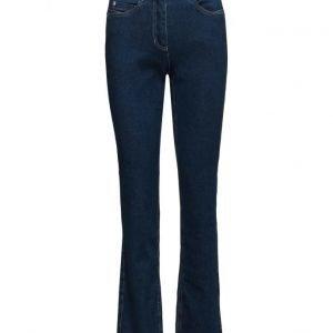 Signature Jeans leveälahkeiset farkut