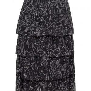 Signature Skirt-Light Woven mekko
