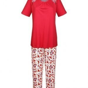 Simone Pyjama Hummeri / Asuurinsininen / Ecru