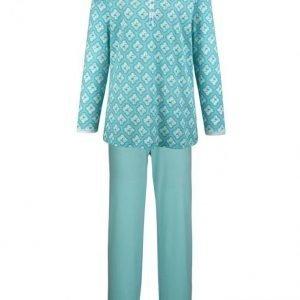 Simone Pyjama Jäätikönsininen / Antrasiitti