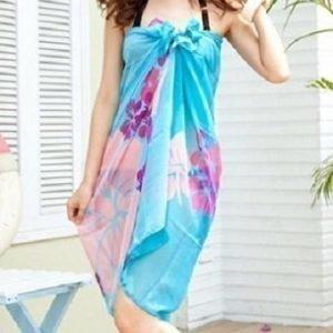 Sininen sarong