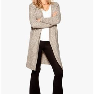 Sisters Point Anda Cardigan Grey/Sand melange