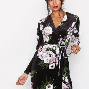 Sisters Point Cobo Dress Kotelomekko Black
