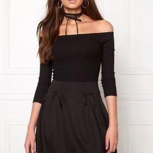 Sisters Point Elu A Dress Black/Black