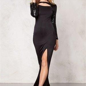 Sisters Point Embra Dress Black/Black