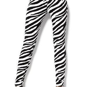 Sisters Point Flow-1 Pants Zebra