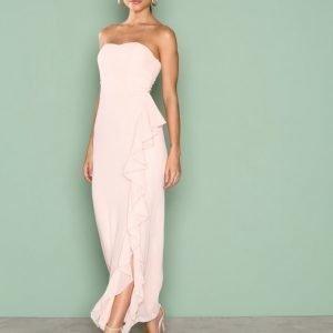 Sisters Point Gill Dress Maksimekko Light Pink