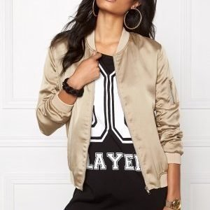 Sisters Point Goldie Bomber Jacket gold/gold