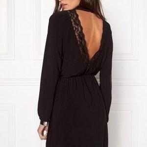Sisters Point Gom Dress Black