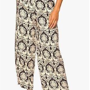 Sisters Point Grimy Pants Black/Beige