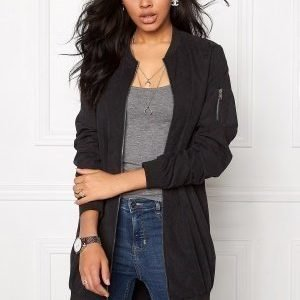 Sisters Point Gusha L Jacket Black