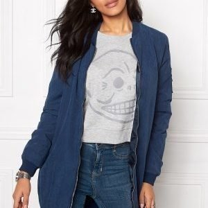 Sisters Point Gusha L Jacket Navy