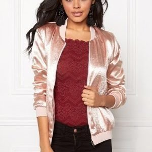 Sisters Point Gusha Me Jacket Rose