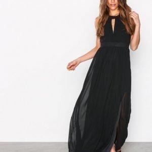 Sisters Point Gyli Dress Maksimekko Musta
