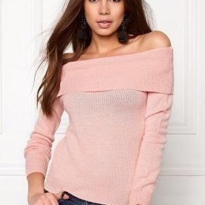 Sisters Point Honey-Pu Knit Ash Rose
