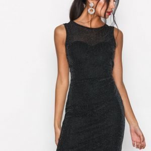 Sisters Point Icat Dress Kotelomekko Black