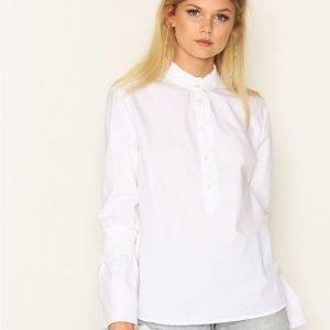 Sisters Point Ima Shirt Kauluspaita White
