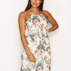 Sisters Point Ivula Dress Loose Fit Mekko Flowers