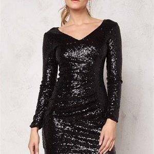 Sisters Point Nag Dress Black