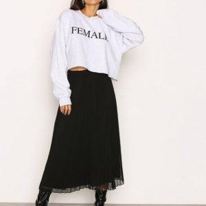 Sisters Point Nagi Skirt Midihame Black