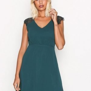 Sisters Point Nails Dress Juhlamekko Green