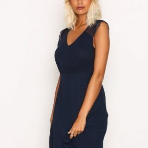 Sisters Point Nails Dress Juhlamekko Navy