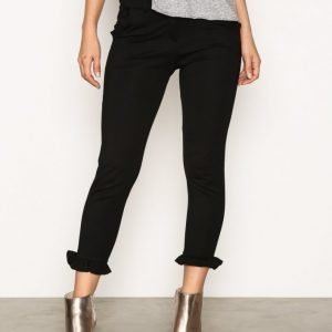 Sisters Point New George-2 Pants Housut Black