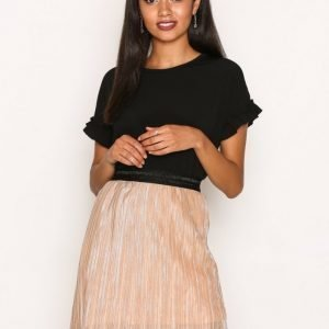 Sisters Point Vaks Skirt Minihame Dusty Rose