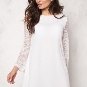 Sisters Point WD-20 dress Cream