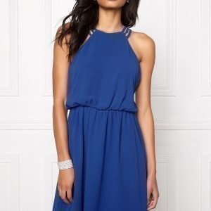 Sisters Point WD-28 Short Dress Royal Blue