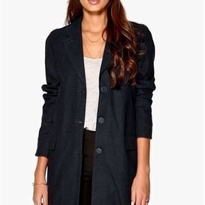 Six Ames Adelina Coat Twilight Sininen
