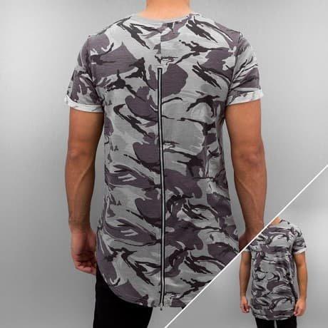 Sixth June T-paita Camouflage