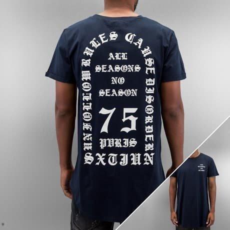 Sixth June T-paita Sininen