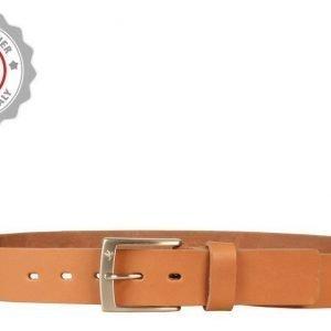 Skärp Brooksfield Läder | Brunt 115cm