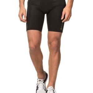 Skins A400 Mens Powershorts Black/Gold